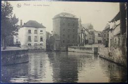 Carte Postale Ancienne Aalst Alost Vieille Dendre Et Molenhuis 1920 - Aalst