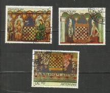 Paraguay POSTE AERIENNE N°900 à 902 Cote 3.50 Euros - Paraguay