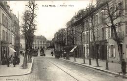 LE MANS AVENUE THIERS - Le Mans