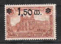 Reich N° 117 Neuf *