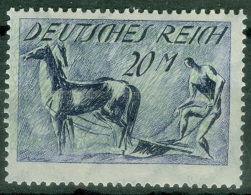 Allemagne   Michel  196 I   * *  TB    Geprüft