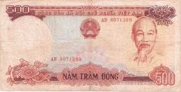 VIET NAM   500 Dong   1985   P. 99a - Vietnam