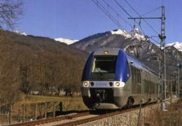 ACACF 372 - Automotrice Z 27626 Au Castelet - PERLES ET CASTELET - Ariège 09 - SNCF - France
