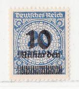 MiNr.335A Xx Deutschland Deutsches Reich