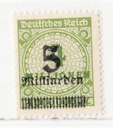 MiNr.333 Xx Deutschland Deutsches Reich