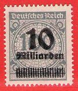 MiNr.337 Xx Deutschland Deutsches Reich