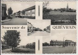 SOUVENIR DE QUIEVRAIN - MULTIVUES - Quiévrain