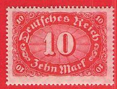 MiNr.175 Xx Deutschland Deutsches Reich