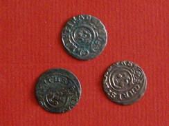 Livonie 3 Schilling Christine (1632-1654) - Monnaies Antiques