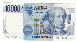 10000 Lire Alessandro Volta Serie Sostitutiva XH 1997 Fds  LOTTO 1675 - [ 2] 1946-… : Républic