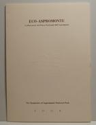 ECO-ASPROMONTE  - Banconote Del Parco Dell'Aspromonte Calabria In Folder Anno 2003