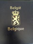 Album Davo België-Belgique N° IV (1985-1994) Avec Coffret - Alben & Binder
