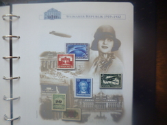 REPUBLIQUE DE WEIMAR 1919-1932 TRES BELLE COLLECTION NEUVE ! A SAISIR ! (1646) 1 KILO 300 - Nuovi