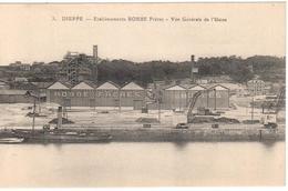 3 - Dieppe - Etablissement Robbe Frères - Vue Générale De L'Usine - Dieppe