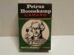 Petrus Boonekamp L'Amaro Confezione Originale 2 Mignon - Altre Collezioni