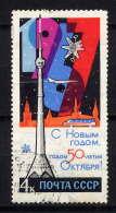 RUSSIE - 3175° - CINQUANTENAIRE DE LA REVOLUTION D'OCTOBRE - 1923-1991 URSS