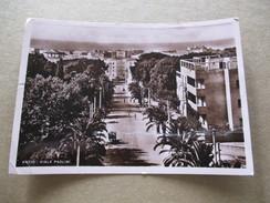 Anzio - Viale Paolini - Viaggiata 1960 - Roma