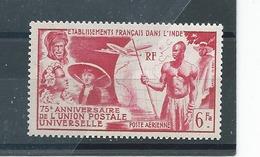 INDE P.a N° 21 * * T.b. à 25 Pour Cent De La Cote - Inde (1892-1954)