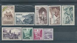 MAROC N° 319/323/324/329/330/331/334 * * Et  * T.b. à 25 Pour Cent De La Cote - Morocco (1891-1956)