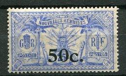 Nelles Hébrides ** N° 75 - Unused Stamps