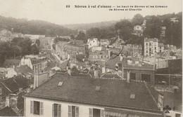 CPA SEVRES 92 - Le Haut De Sèvres Et Les Coteaux De Chaville - Sevres