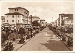 CHIAVARI - CORSO ITALIA - Primissime Lucide - VIAGGIATA Anni '50 - (rif. C83) - Genova