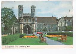 U440 Postcard: Kent > Canterbury, St. Augustines Gate _ 1979 WRITED _ Ed. Bennet 11123 - Canterbury