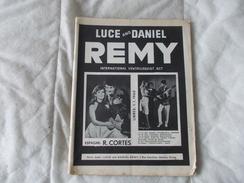 ECHO LTD Professional Circus And Variety Journal Independent International JANVIER 1960 - Reise & Fun