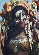 Côte D'Ivoire - Woman - Femme - Côte-d'Ivoire