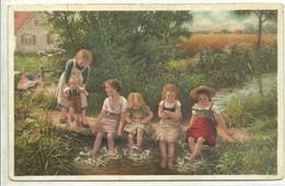 CARD 1917 - Escenas & Paisajes