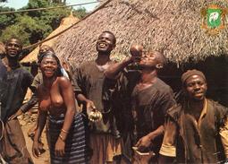 Côte D'Ivoire - Touba - Woman - Femme - Ivory Coast