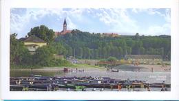 Serbia. Backa Palanka. The `Tikvara`  Lake. 12X21 Cm. - Serbia