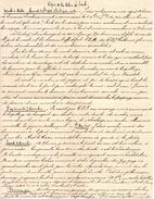 73x   Journal De Bord D'un Marin Du Bateau De Transport Auxilliare Militaire Sontay En Méditerannée En 1916 - Manuscripts
