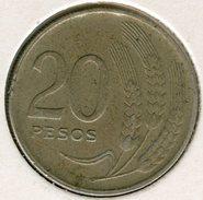 Uruguay 20 Pesos 1970 KM 56 - Uruguay