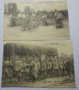 LOT VARIE AUTOUR DU THEME MILITARIA-100 Cartes Toutes Scannées-Lire Description - Militaria