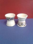 Lot 2 Coquetiers En Céramique - Céramiques