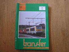 TRANS FER Revue N° 121 Régionalisme Tram SNCV SNCB Train Vicinaux Chemin De Fer Transhertogenwald Dolhain Eupen Gand - Spoorwegen En Trams