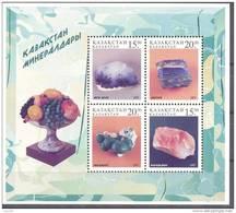 1997. Kazakhstan, Minerals, S/s, Mint/**
