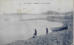 Sanary  ( Plage Avant Le Pont De La Reppe)  ** Belle Carte De 1926** - Ed. Paris Galeries (imprimerie Photo A.Thiriat) - Sanary-sur-Mer