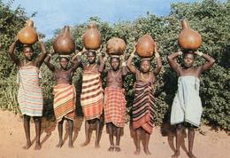 Kenya - Giriama Women - Woman - Femme - Kenya