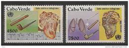 CAPE VERDE 1980  World Health Day - Cape Verde