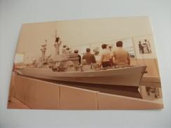 Nave Ship FOTO N.A. DORIA ROMA 1980 MOSTRA NAVALE - Guerra