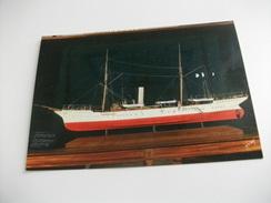 Nave Ship VELIERO PRINCESSE ALICE II  PREMIER NAVIRE OCEANOGRAPHIQUE DU PRINCE ALBERT I DE MONACO - Barche