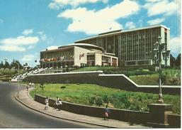 Ethiopie Addis Ababa Palazzo Afica - Etiopía