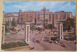 MALAGA - Costa Del Sol - Acera De La Marina Cars VG - Malaga