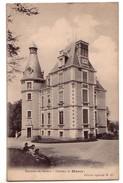 NEVERS (environs): Château De Marcy - Nevers