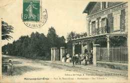 MORSANG-sur-ORGE - Parc De Beauséjour - Restaurant DES TILLEULS - Morsang Sur Orge