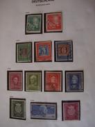Bundespost. Collezione Usata Praticamente Cpl Ed Altamente Specializzata Dal 1949. Descrizione, 187 Foto, Cat.~8.000&eur - Allemagne
