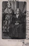 CPA Costume De Tarentaise (Savoie) - N°226 - Imp. Ducloz, Moutiers (Cachet Moutiers Tarentaise) - Costumes