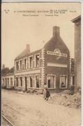 OOSTDUNKERKE - SOUVENIR DE LA GUERRE 1914-18 - MAISON COMMUNALE - SOUVENIR OF THE WAR - GEMEENTE HUIS - Oostduinkerke